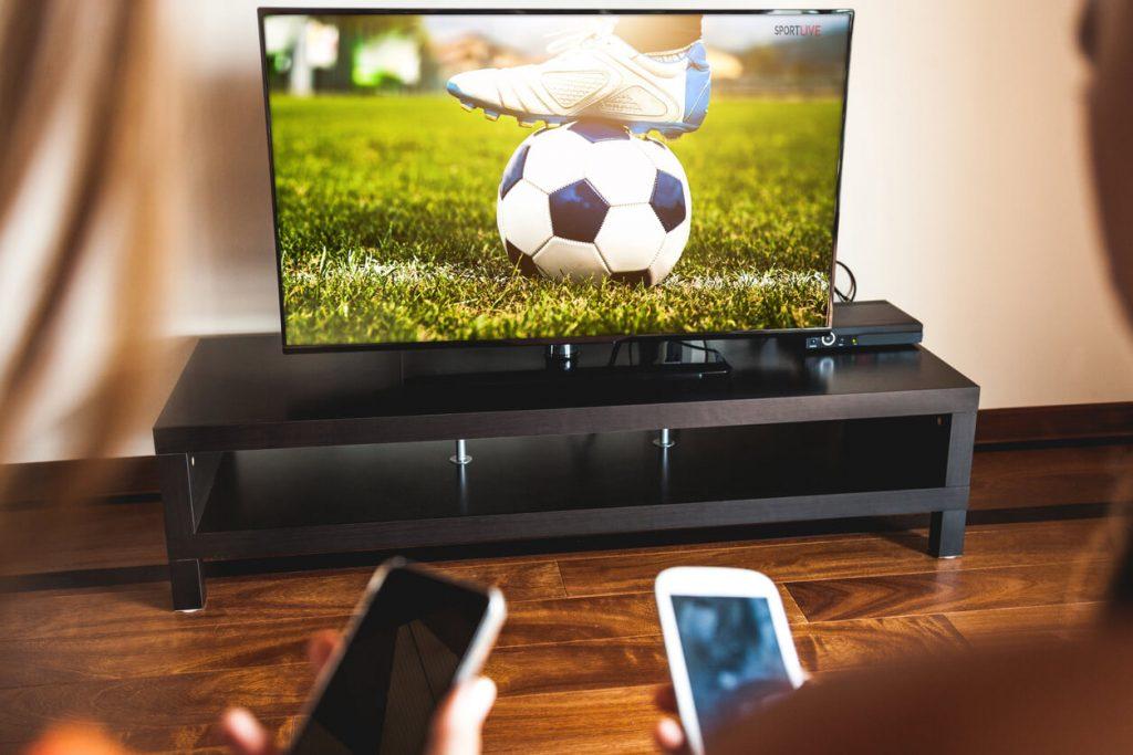 Betta på fotboll - Världens mest populära sport